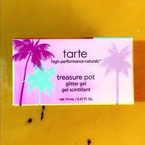 Tarte treasure pot glitter gel (Star party)
